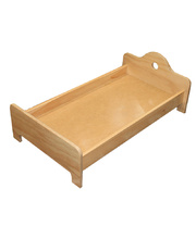 Wooden Dolls/Child Size Bed