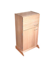@Vic Ash Hardwood Home Corner - Fridge/Freezer