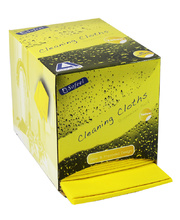 Sofeel Cleaning Cloths Dispenser 40pk - Yellow