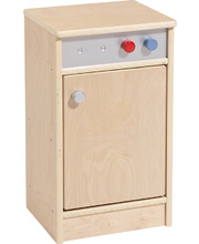 Birch Natural Role Play Preschool Kitchen Set - Dishwasher