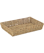 *Seagrass Basket - Medium