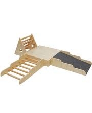 Birch Gross Motor Play Gym Set - 4pcs