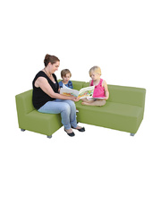 Billy Kidz Cozy Sofa Suite 3pcs - Avocado