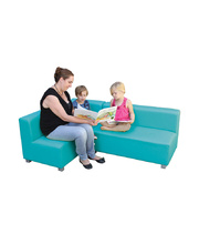Billy Kidz Cozy Sofa Suite 3pcs - Island Blue