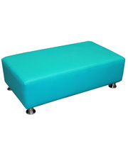 Billy Kidz Double Ottoman - Island Blue