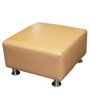 Billy Kidz Single Ottoman - Coffee