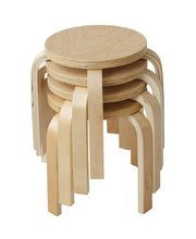 New York Style Furniture - Round Stool 30cm Seat Height