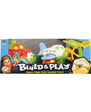 *SPECIAL - Build & Play - 2-in-1 Plane & Pick-Up Truck
