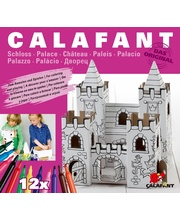 *SPECIAL: Colouring in Set - Calafant Rose Garden Palace