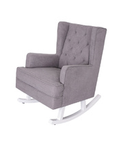 Icarus Adult Glider Chair - Grey
