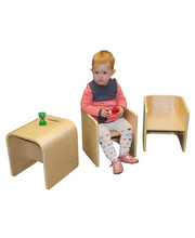 Billy Kidz Wooden Poppet Chair