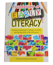 Foundations of Early Literacy
