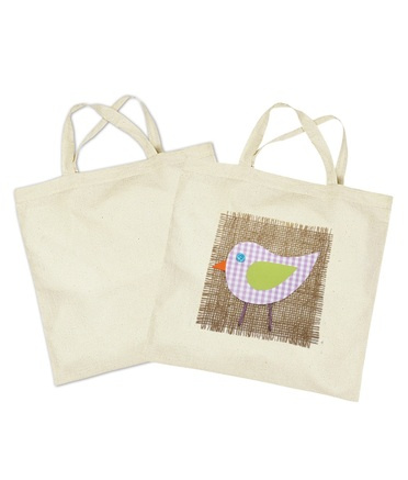 Calico Shopping Bag - 35 x 45cm 10pk