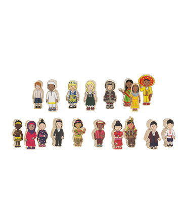Children Of The World - 18pcs