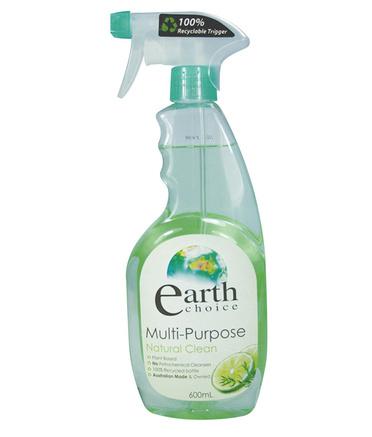 Earth Choice Multi Purpose Spray Amp Wipe Cleaner 600ml