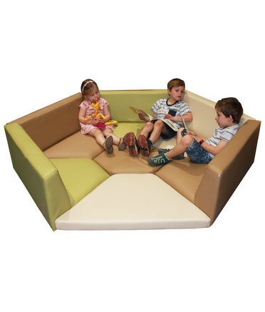 Billy Kidz Sofa Island Retreat - 7pcs