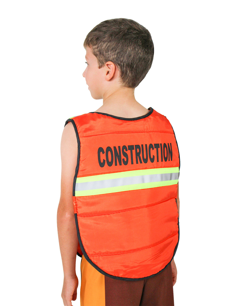 Occupation Dress Up Vest - Construction Worker