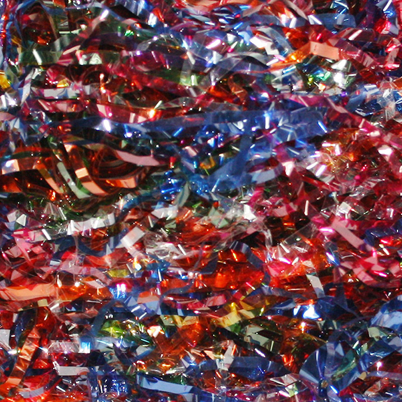 Shredded Cellophane - 250g Assorted Colours