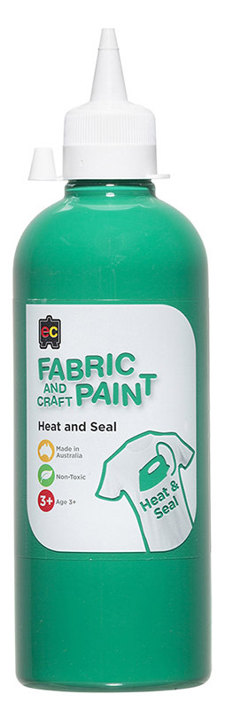 EC Fabric & Craft Paint 500ml - Forest Green