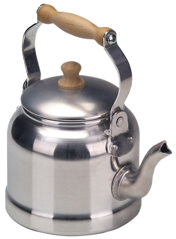 Gluckskafer Cooking Accessories - Aluminium Kettle 12cm