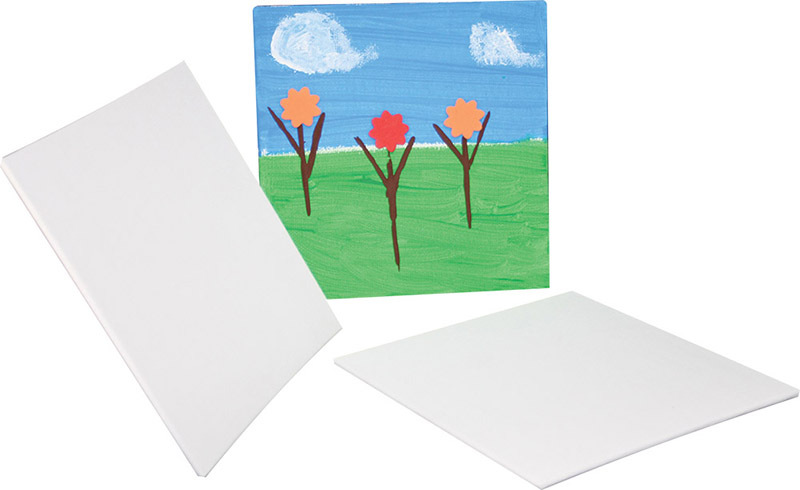 Canvas Board - 203 x 254mm each