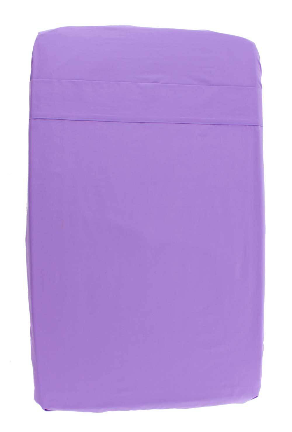 Studio Play Combination Cot Sheet Set - Purple