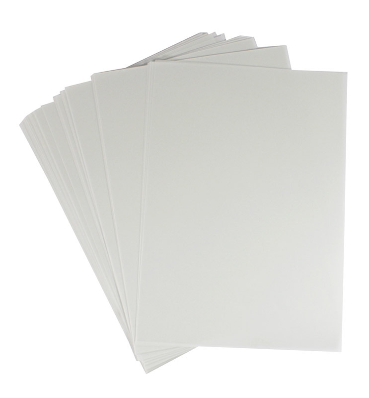 Rainbow Tracing Paper 90gsm - A4 100pk