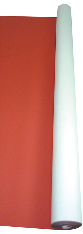 Display/Poster Paper Rolls 10m x 760mm - Red