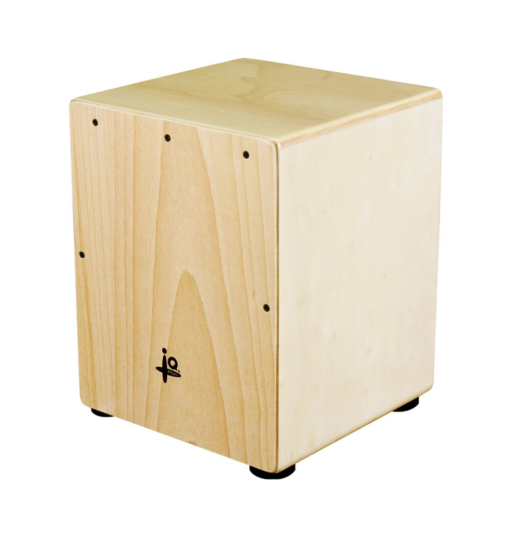 IQ Plus Natural Junior Cajon Box