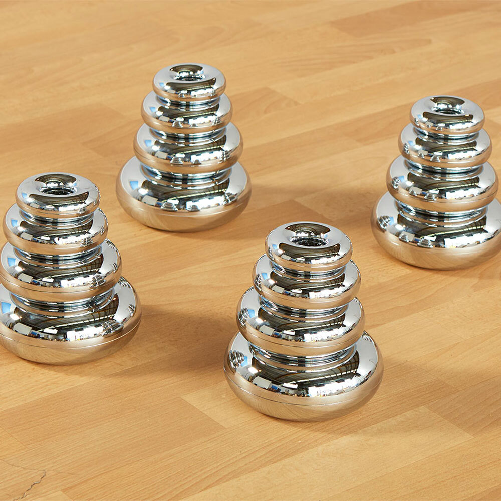 Mirror Stacking Donuts - 16pk