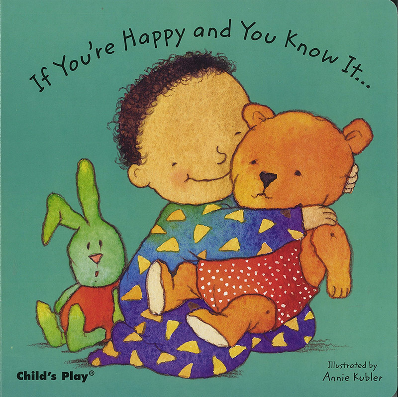 Baby Board Book - If You're Happy And You Know It