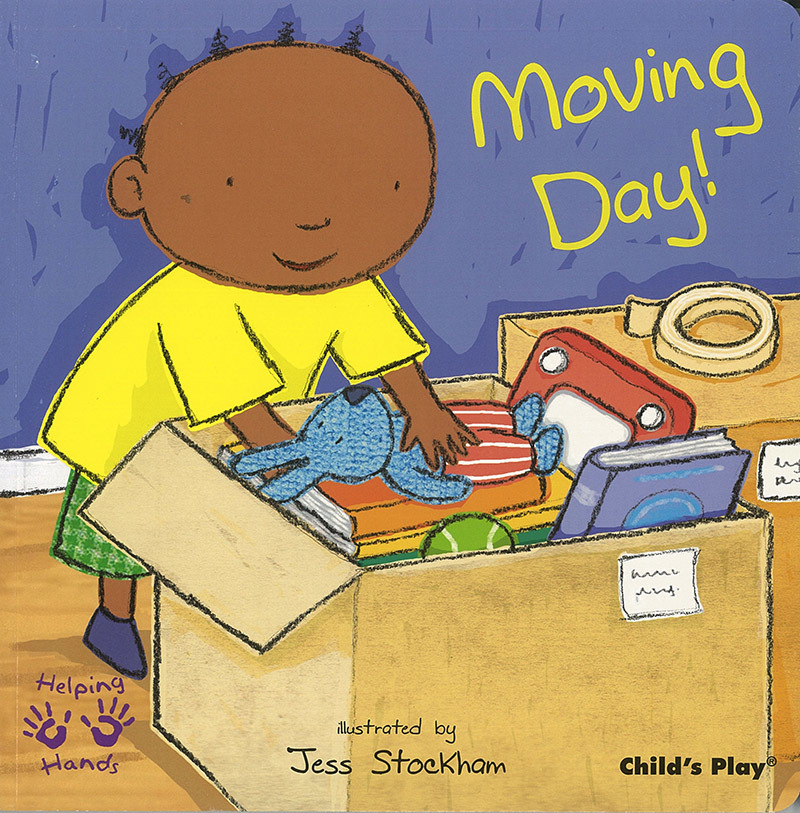 Helping Hands Book - Moving Day