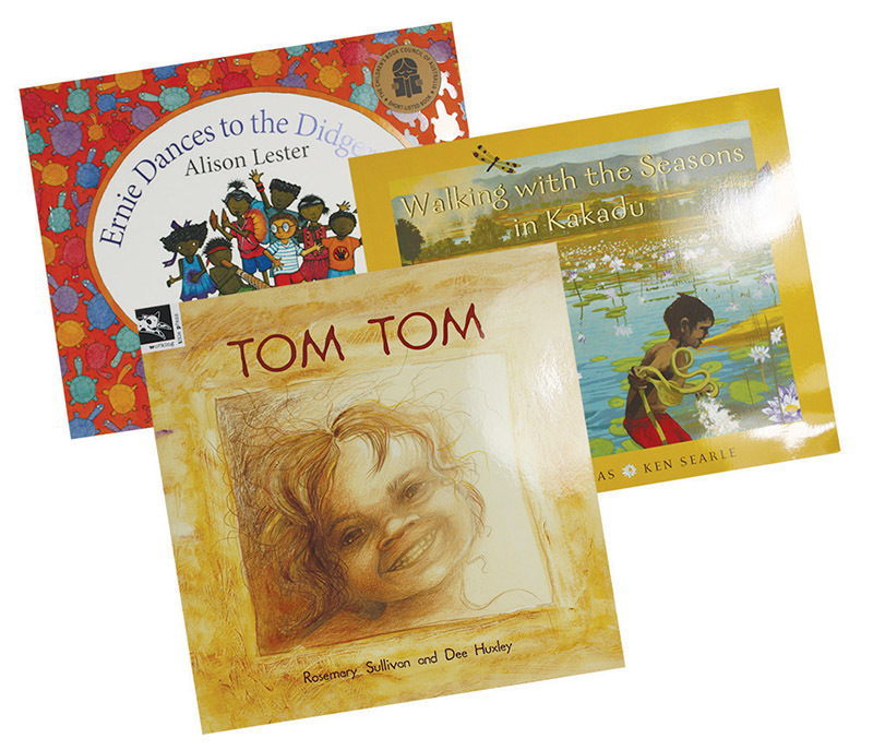 Indigenous Story Book Pack - Set of 3