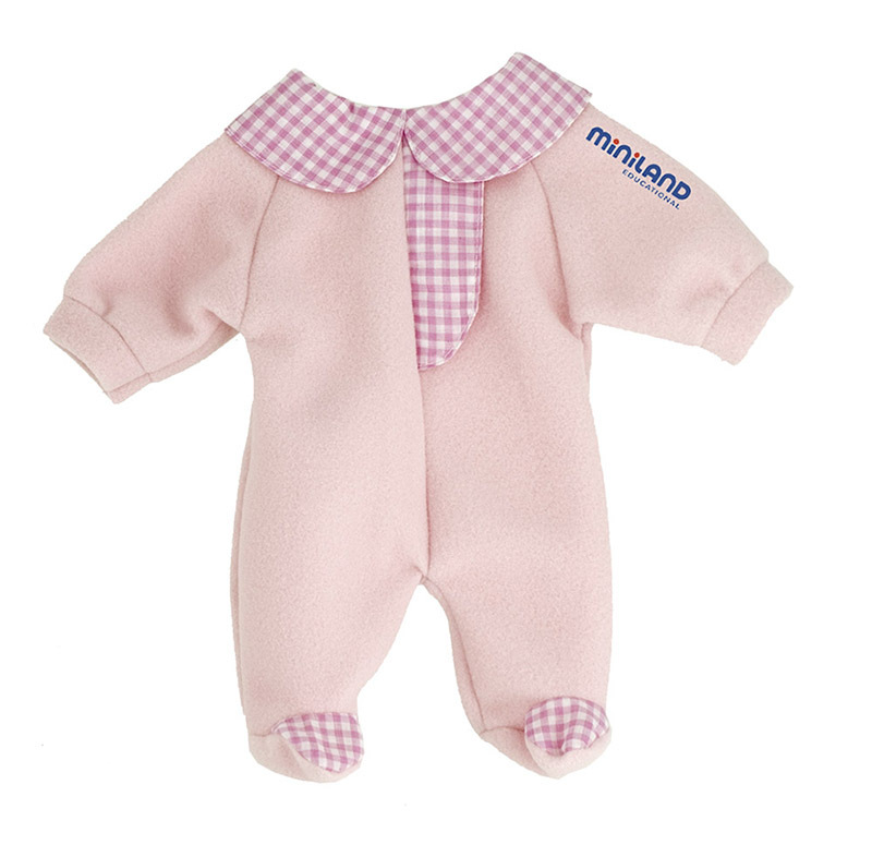 *Doll Clothes for 32cm Doll - Pink Rompers