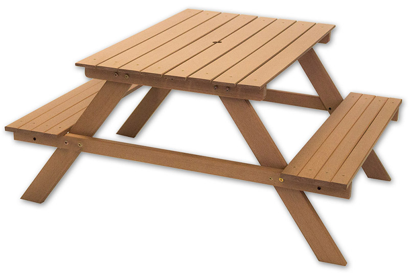 WPC Outdoor Picnic Table