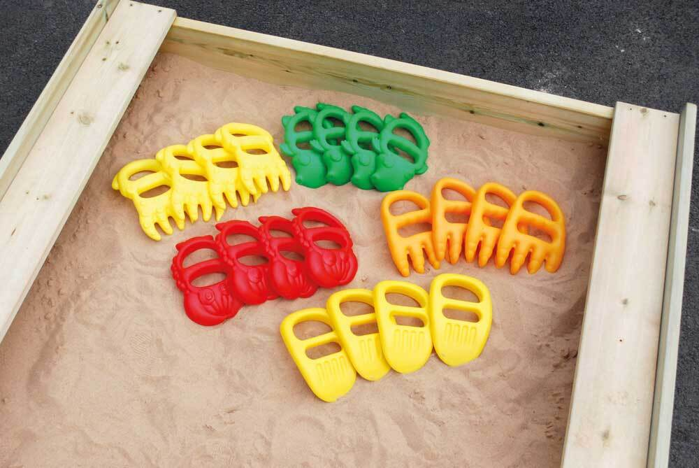 Monster Digging Claw Set - 20pcs