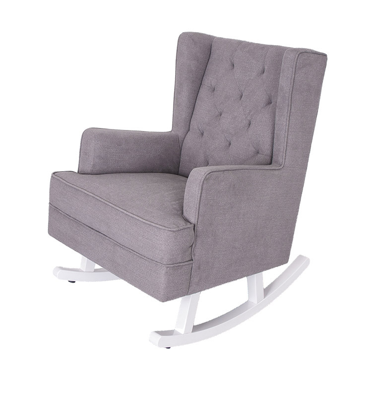 Icarus Glider Chair - Grey