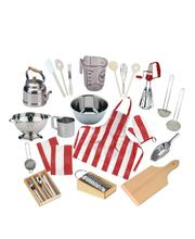 Gluckskafer Baking & Cooking Accessories - Complete 37pc Set
