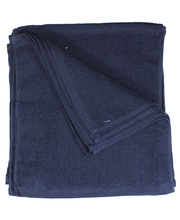Face Washers - Navy Blue 12pk