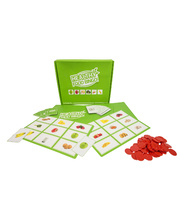 Healthy Food Bingo Game - 118pcs