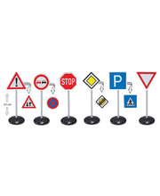 Traffic Signs - Set of 6