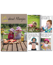 Big Book - Let's Learn about Allergies