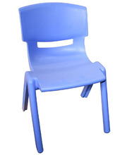 Billy Kidz Resin Stackable Chair Blue - 33.5cm