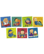 Baby Board Book - Set of 8