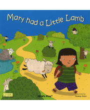 Peek-A-Boo Big Book - Mary Had A Little Lamb
