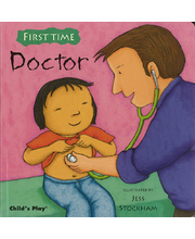 First Time Board Book - Doctor