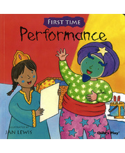 First Time Board Book - Performance