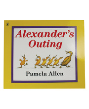 Alexander's Outing - Book Only