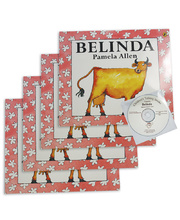 Belinda - CD and 4 Book Set