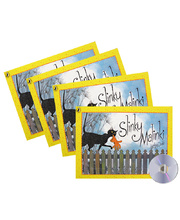 Slinky Malinki - CD and 4 Book Set